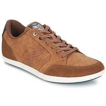 Schoenen Heren Lage sneakers André MYCONOS Bruin