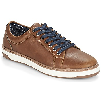 Schoenen Heren Lage sneakers André NIELD Bruin