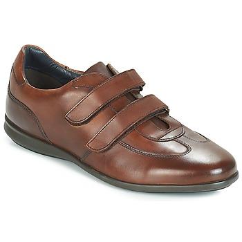 Schoenen Heren Lage sneakers André FACILE Bruin