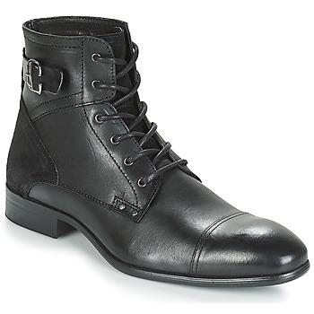 Schoenen Heren Laarzen André PHILIPPE Zwart