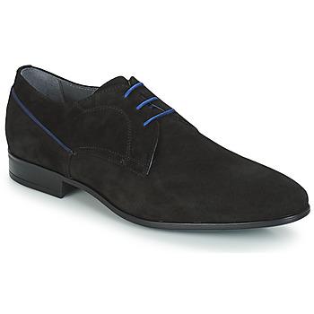 Schoenen Heren Derby André BARI Zwart