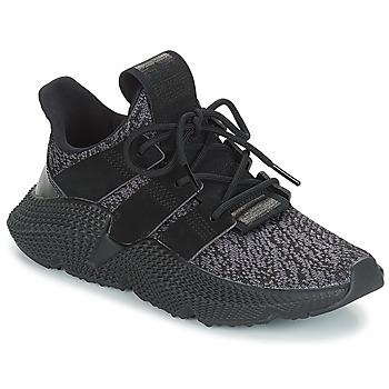 Schoenen Kinderen Lage sneakers adidas Originals PROPHERE J Zwart