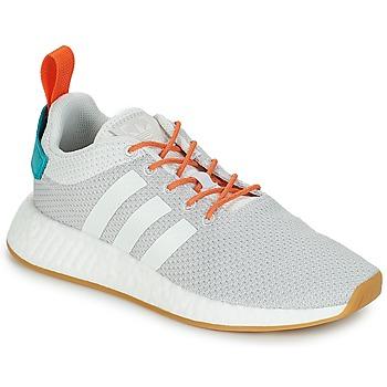 Schoenen Lage sneakers adidas Originals NMD R2 SUMMER Grijs