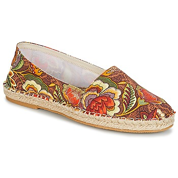 Schoenen Dames Espadrilles André JAMAIQUE Multicoloured