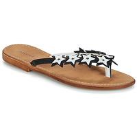 Schoenen Dames Sandalen / Open schoenen André TAM TAM Zwart