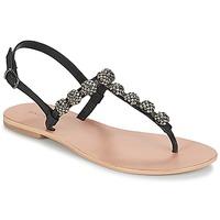 Schoenen Dames Sandalen / Open schoenen André LAHORI Zwart