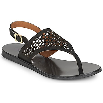 Schoenen Dames Sandalen / Open schoenen André TITAN Zwart