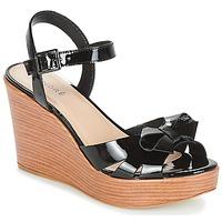 Schoenen Dames Sandalen / Open schoenen André DOME Zwart
