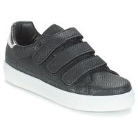 Schoenen Dames Lage sneakers André CARLINE Zwart