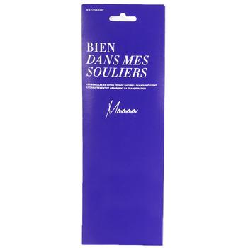 Accessoires Heren Schoenen accessoires André SEMELLE EPONGE Wit