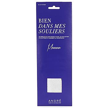 Accessoires Dames Schoenen accessoires André SEMELLE EPONGE Wit