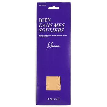 Accessoires Schoenen accessoires André SEMELLE CUIR Beige