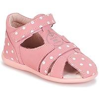 Schoenen Meisjes Sandalen / Open schoenen André MARINA Roze