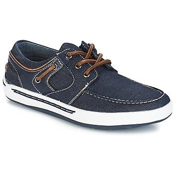 Schoenen Jongens Bootschoenen André MIKA 3 Jeans