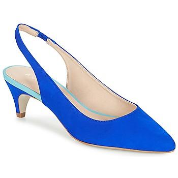 Schoenen Dames pumps André TAPANE Blauw