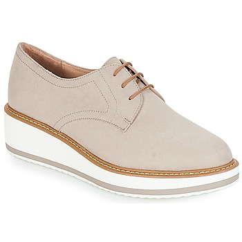 Schoenen Dames Derby André CHICAGO Taupe
