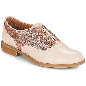 Schoenen Dames Derby André CHARLY Nude