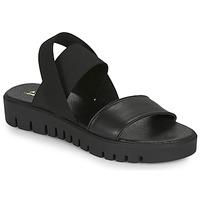 Schoenen Dames Sandalen / Open schoenen André EMY Zwart