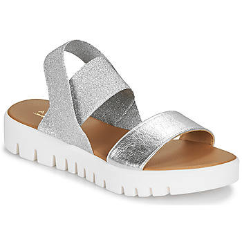 Schoenen Dames Sandalen / Open schoenen André EMY Zilver