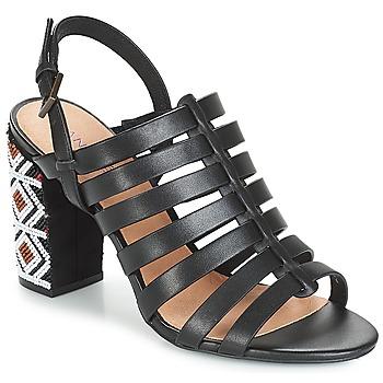 Schoenen Dames Sandalen / Open schoenen André DJEMBE Camel