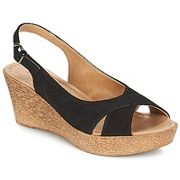 Schoenen Dames Sandalen / Open schoenen André DESTINY Zwart