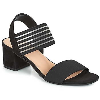 Schoenen Dames Sandalen / Open schoenen André CORFOU Zwart