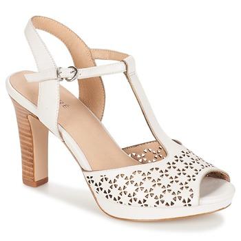 Schoenen Dames Sandalen / Open schoenen André TIFEN Wit
