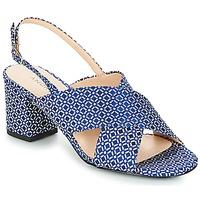 Schoenen Dames Sandalen / Open schoenen André LOYAUTE Blauw