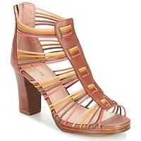 Schoenen Dames Sandalen / Open schoenen André MASSAYE Camel
