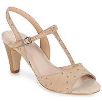 Schoenen Dames Sandalen / Open schoenen André BETY Beige