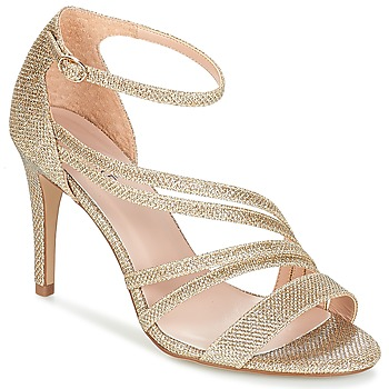 Schoenen Dames Sandalen / Open schoenen André FLAMINGO Goud