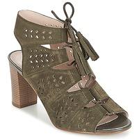 Schoenen Dames Sandalen / Open schoenen André THEI Kaki