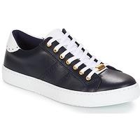 Schoenen Dames Lage sneakers André BERKELEY Marine