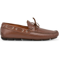 Schoenen Heren Mocassins Made In Italia Moccasins Bruin