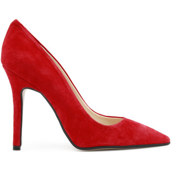 Schoenen Dames pumps Made In Italia Pumps rood