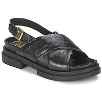 Schoenen Dames Sandalen / Open schoenen Ash SUE Zwart
