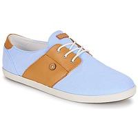 Schoenen Lage sneakers Faguo CYPRESS13 Blauw / Camel