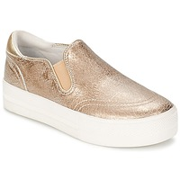 Schoenen Dames Instappers Ash JUNGLE Goud