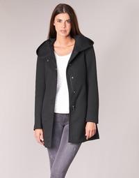 Textiel Dames Mantel jassen Only ONLSEDONA Zwart