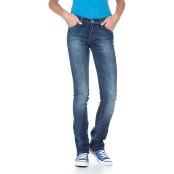 Textiel Dames Skinny jeans Lee Bonnie L302ALFR blue