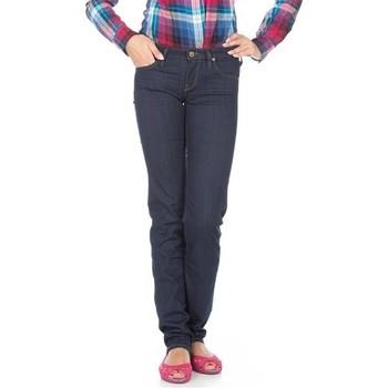 Textiel Dames Skinny jeans Lee Jeans  Lynn Straight  L333EYCU blue