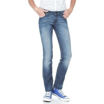 Textiel Dames Skinny jeans Lee Marlin L337AMPI blue