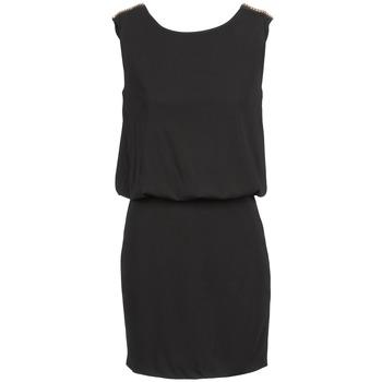 Textiel Dames Korte jurken Morgan ROUXE Zwart