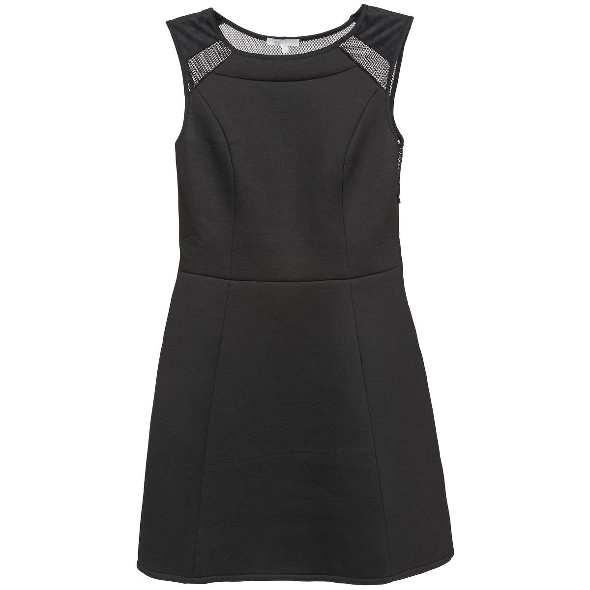 Betty London korte jurk bijou zwart