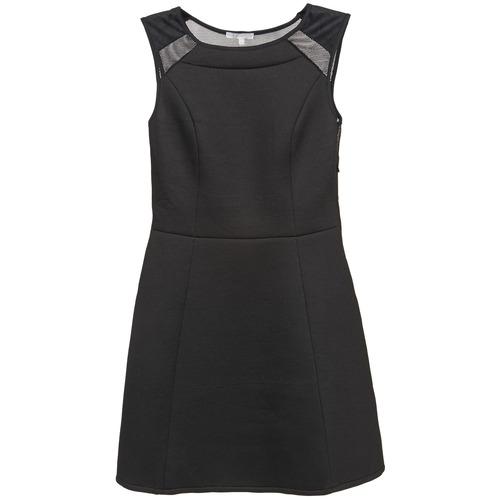 Textiel Dames Korte jurken Betty London BIJOU Zwart