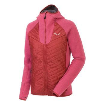 Textiel Dames Fleece Salewa Bluza  Fanes PL/TW W Jacket 25984-6336 pink