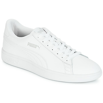 Schoenen Heren Lage sneakers Puma SMASH Wit