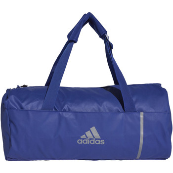 Tassen Sporttas adidas Performance Convertible Training Duffeltas Medium Metallic Zwart / Metallic Zwart
