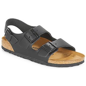 Schoenen Heren Sandalen / Open schoenen Birkenstock MILANO Zwart