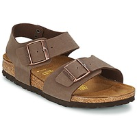 Schoenen Kinderen Sandalen / Open schoenen Birkenstock NEW YORK Mokka